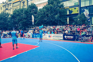 Prague International Streetball Cup 2013